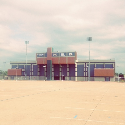 Pennington Field in Bedford, Texas
