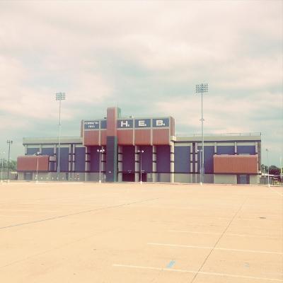 Pennington Field in Bedford, Texas