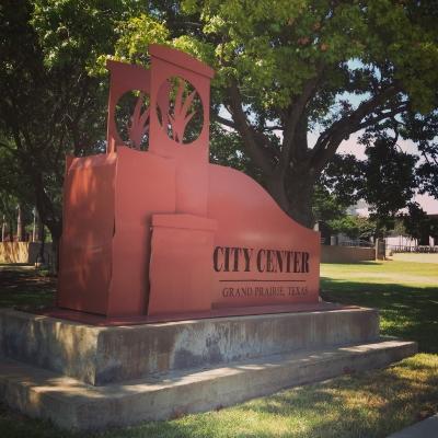 Grand Prairie City Center
