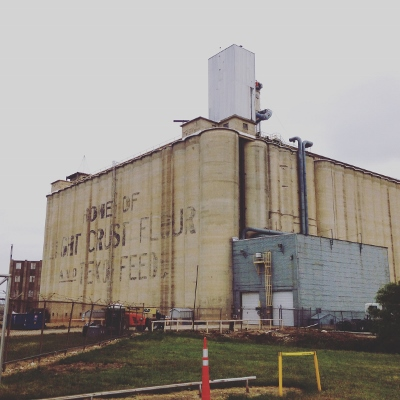 A mill in Saginaw