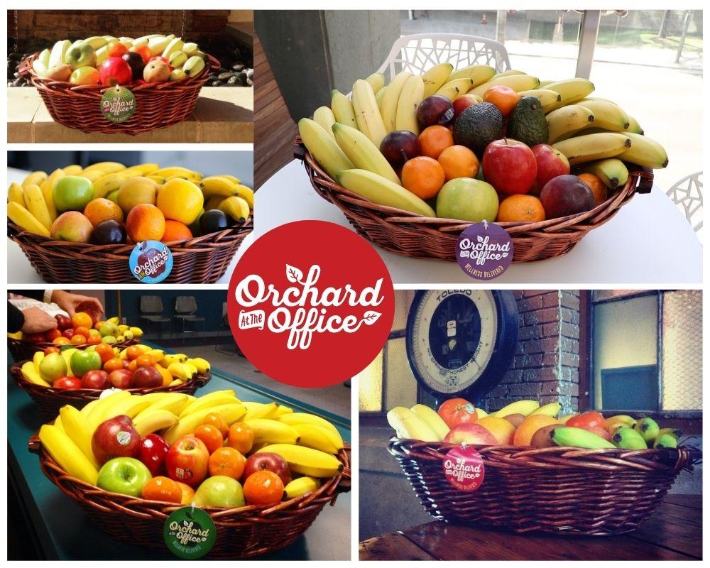 Office Fruit Baskets