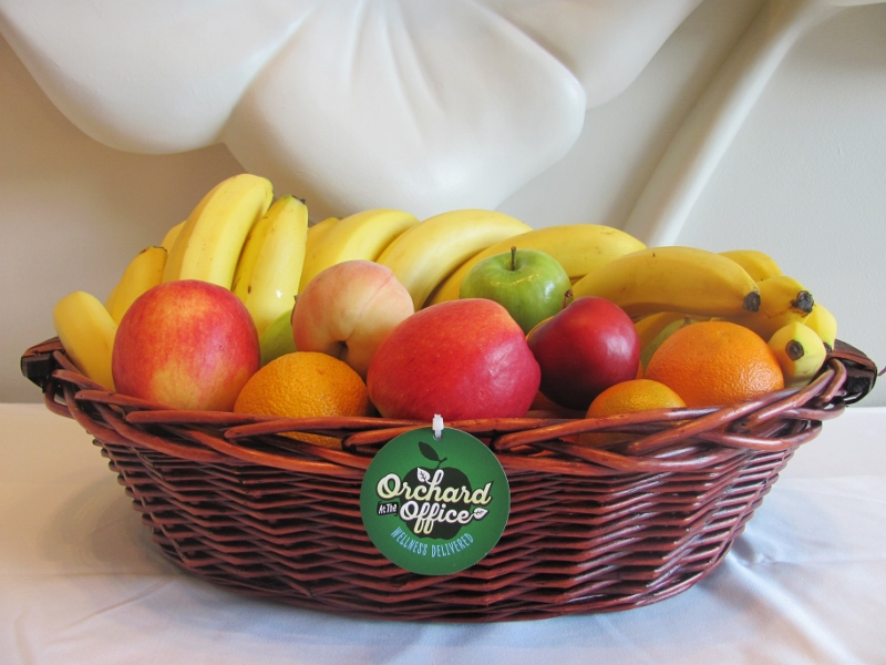 50-piece fruit basket
