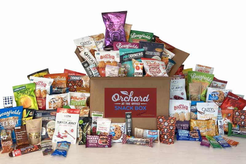 Orchard Snack Box