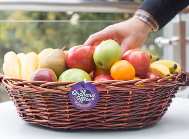Large Fruit Basket serves 50 people